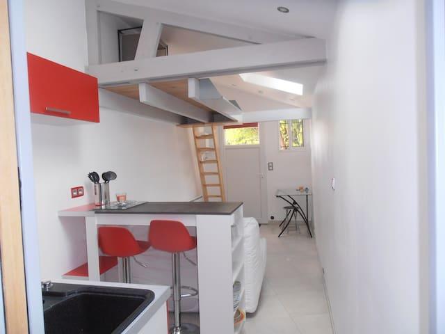 Studio 18 m²