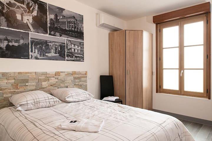 Apartment tourism guest house