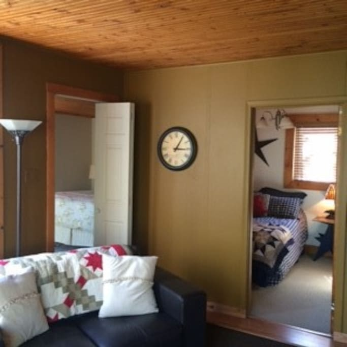 Waterfront Cottage Trent Severn Sparrow Lake Cottages