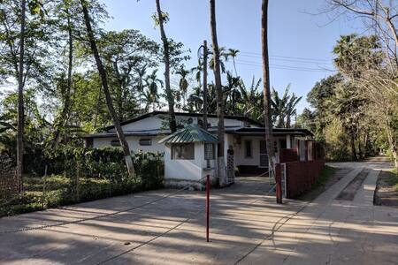 Entire Home at Pokhila Bon (Garden of Butterflies)