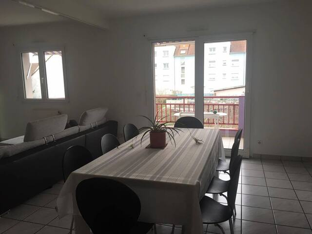 Nice Place Basel Area - Village-Neuf - Apartment