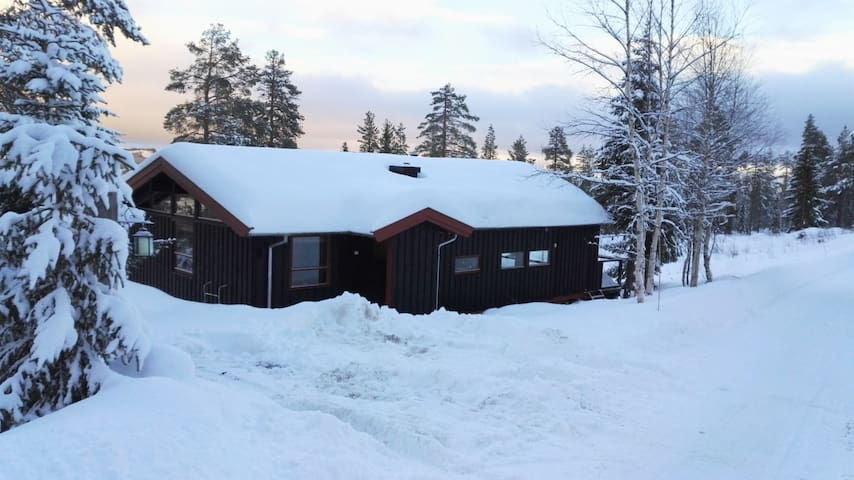 Trysil cozy cottage by the ski slopes - Trysil - Cottage