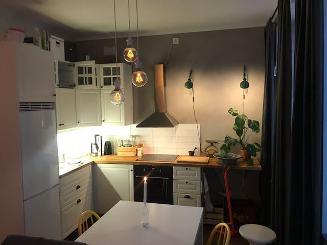 Cozy apartment 200 meters from Ullevi