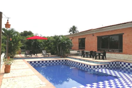 VILLA WITH POOL NEAR TO CARTAGENA, COLOMBIA.