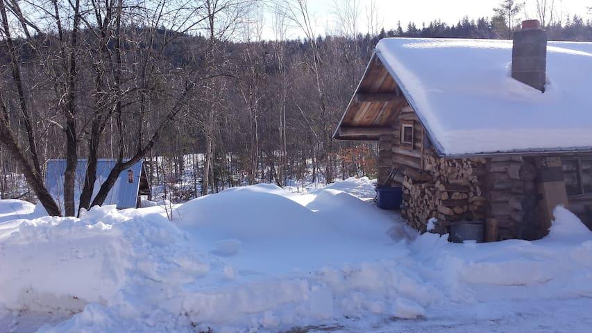 Ridgeview Log Cabin