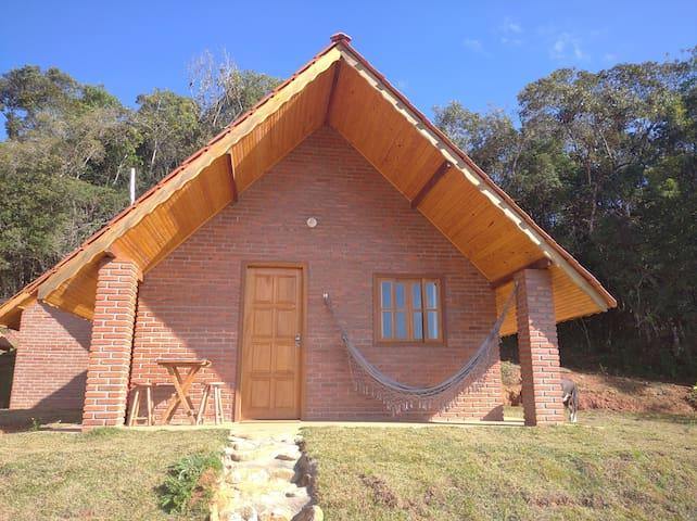 Estancia das Iguarias - Chalés.