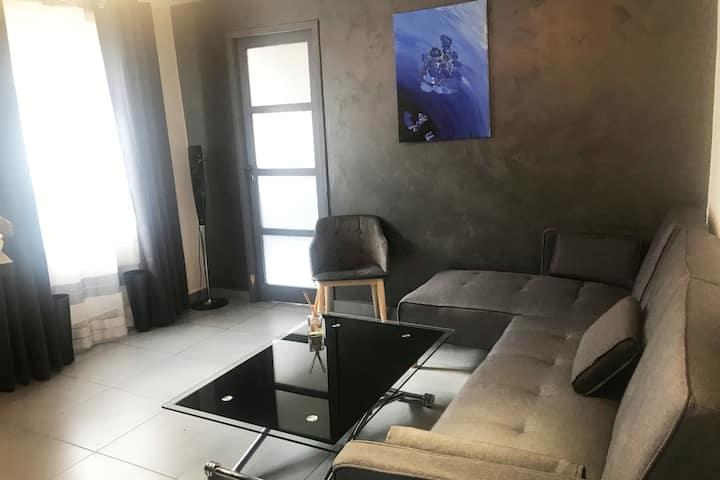 Appartement F2 Lumineux aux portes de Paris