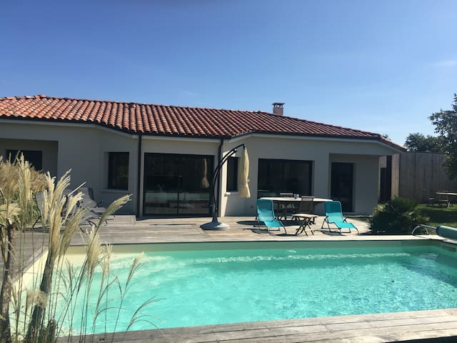 Magnifique maison avec piscine