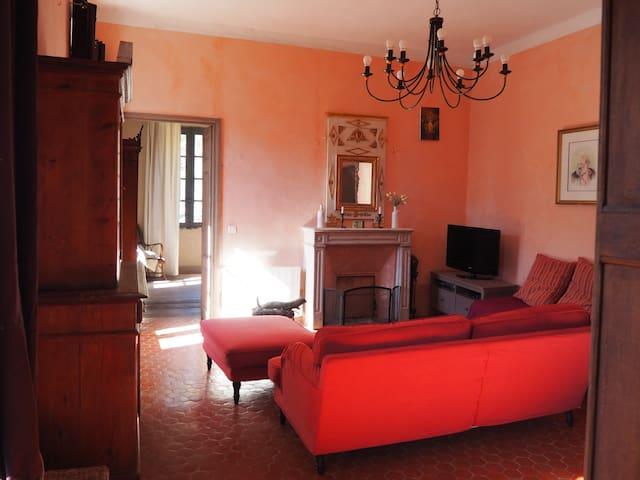 Appartement de caractère - Santa-Maria-di-Lota - อพาร์ทเมนท์