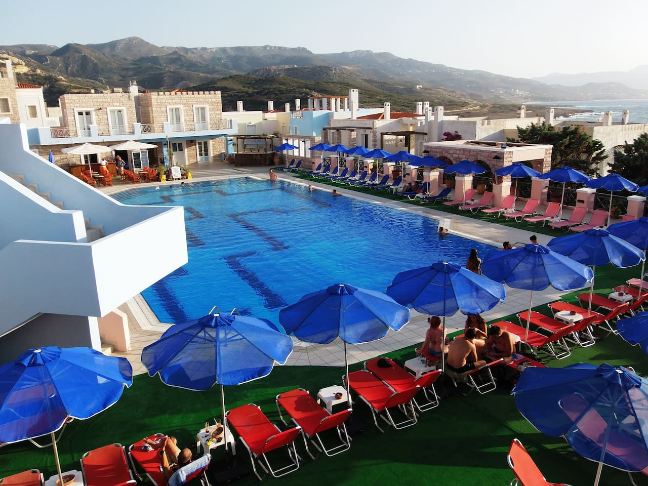 THE SWIMMING POOL IS WORKING UNTIL 23 OF SEPTEMBER