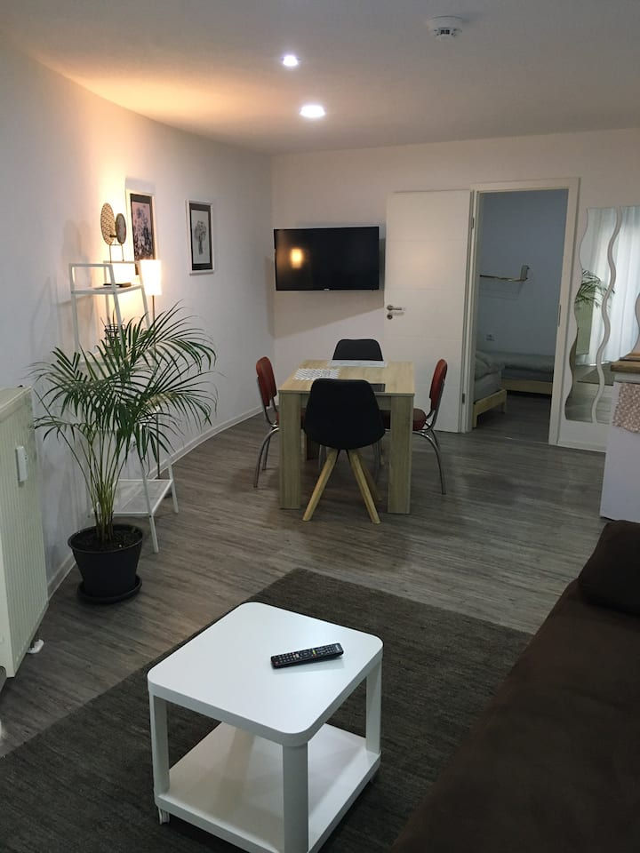 2 Zimmer Appartment im Gambrinus Central gelegen