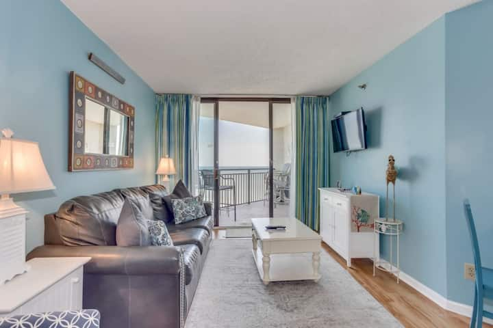 1BR Ocean Forest Plaza Condo/Snowbird Special Rates Available!!!🕓