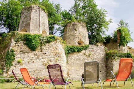 """Gîte """"Les Fours à Chaux"""" à Foussais-Pairé (Vendée) - Foussais-Payré"""