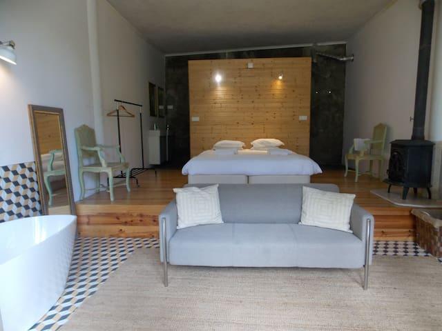 Suite Deluxe - Quinta do Castanheiro