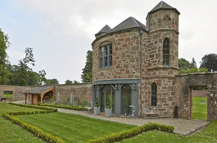 The Garden Rooms - Fasque House Estate, Fettercairn
