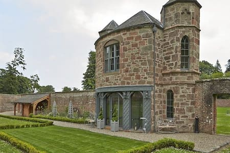 The Garden Rooms - Fasque House Estate, Fettercairn - Casa