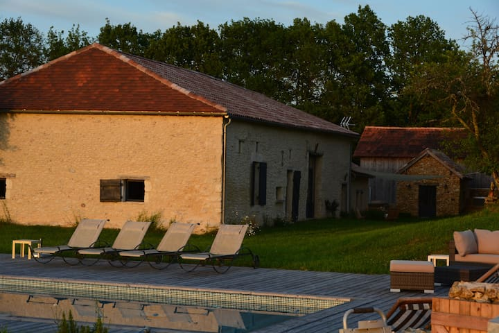 Le Caillavet - Sainte-Alvère - Casa