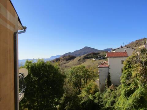 Casetta di Montagna con vista