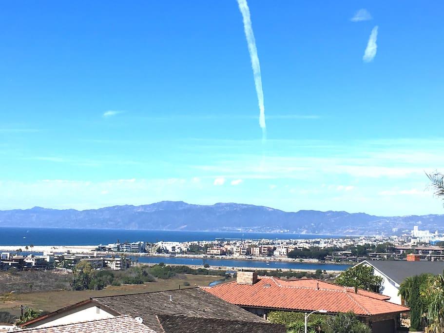 View of Marina/Venice