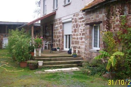 la ferme - Saint-Pantaléon-de-Larche - Haus