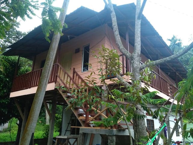 New Village house in Teluk Gedung