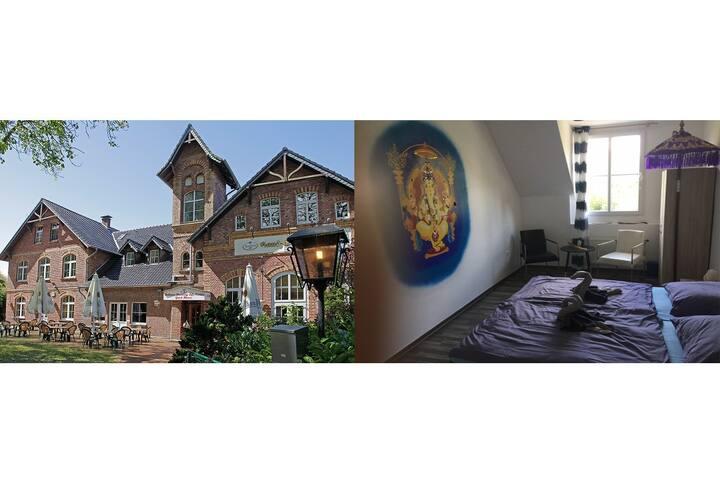 Balance-Recovery Life-Center, Zimmer Ganesha