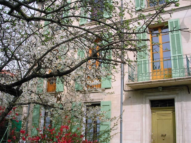 T1 Digne les bains centre - Digne-les-Bains - Apartmen