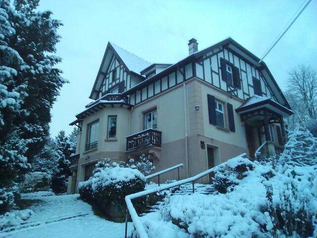 Chambre dans maison de caractère - Thann - House