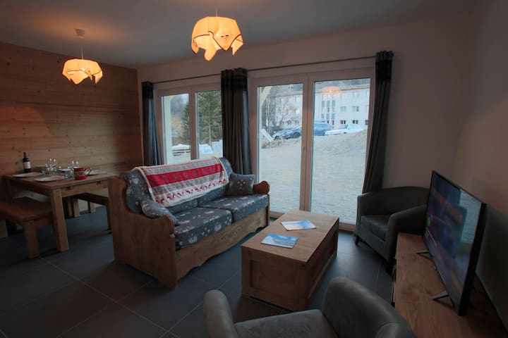 CHALETSGDGALIB1 - 3 rooms 4 people 4* exposed South