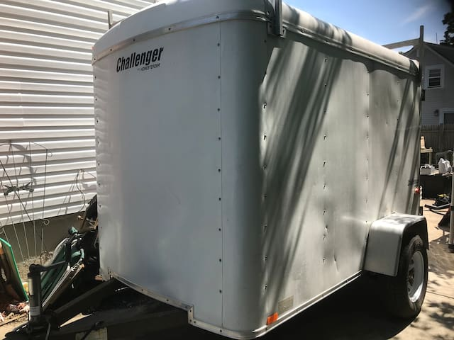 Empty Utility trailer for moving anything!