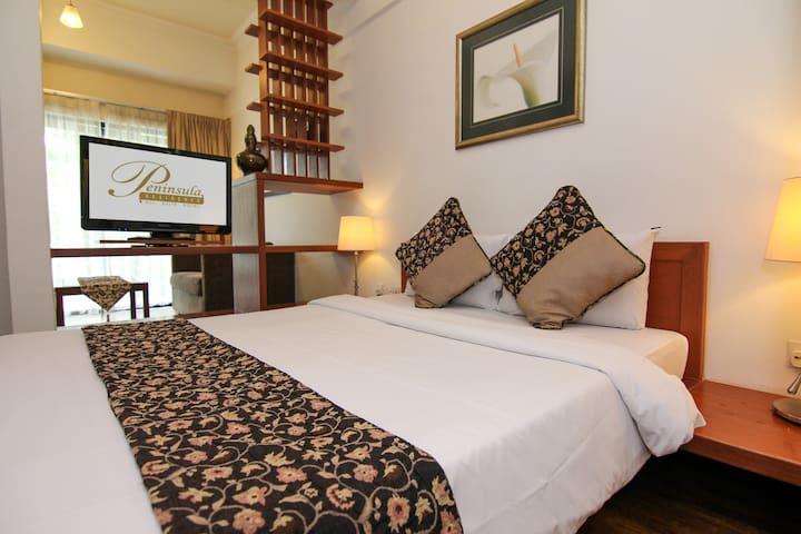 Essential Suite for 2 @ Damansara Height