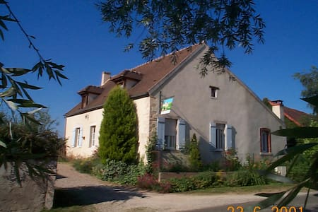 """Gite Rural """" La grande Varenne"""" - Saint-Loup-Géanges - House"""