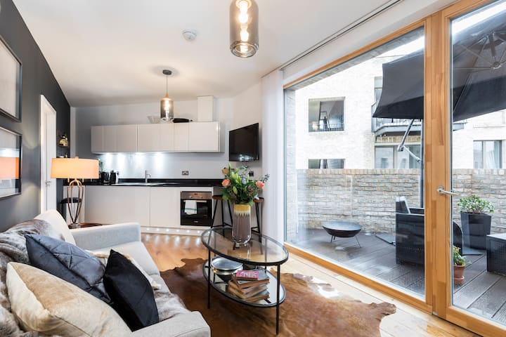 Beautiful Designer 2 bed apt in Notting Hill - Londres - Pis
