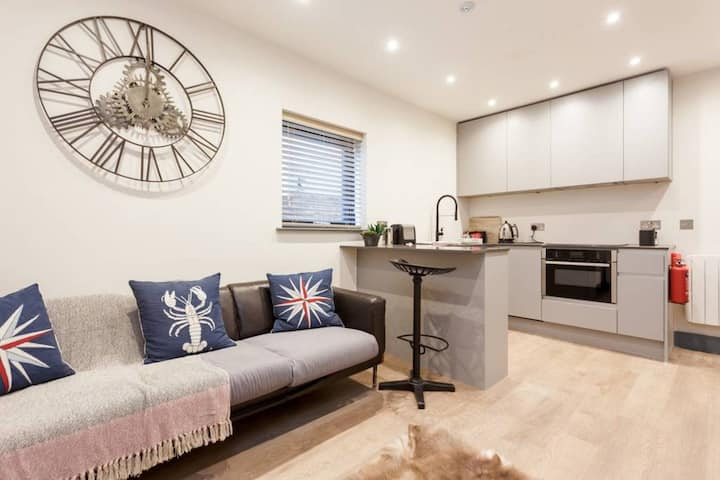 Stylish Loft, in the heart of Town