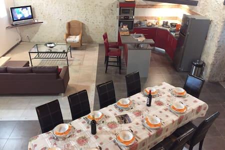 Maison de vacances proche Perigueux - Coursac