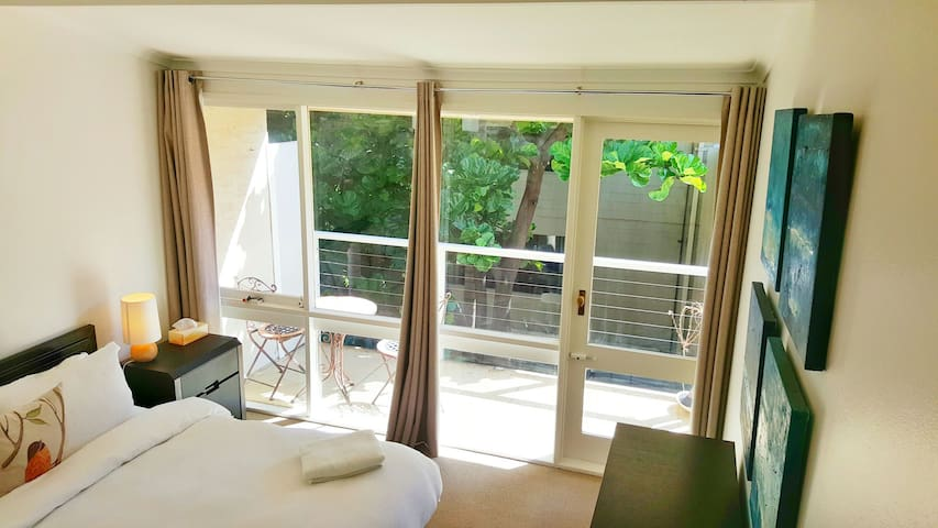 Canopy Room - Fig Tree House - Woolloomooloo - Maison