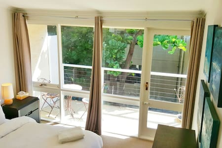 Canopy Room - Fig Tree House - Woolloomooloo - Hus