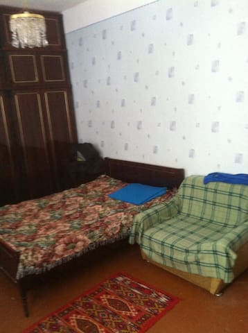 Nice room with balcony - Borjomi - Flat