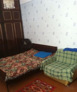 Nice room with balcony - Borjomi
