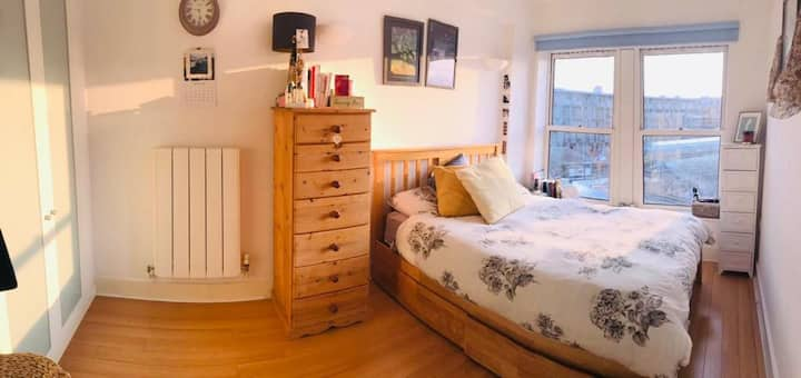 ouble Room in Modern Flat Royal Arsen River View