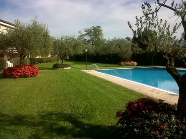 Near by the lake! - San Felice del Benaco - Apartamento