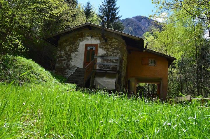 Casetta di Montagna del XIX secolo