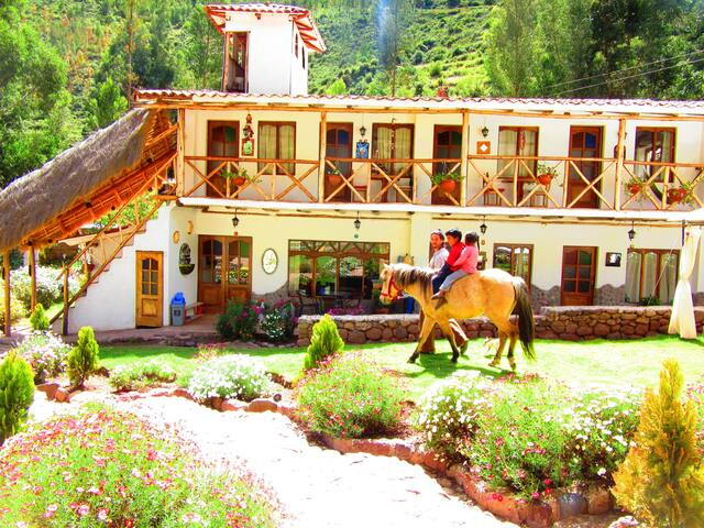 Villa Mágica Sanctuary Lodge - doorm
