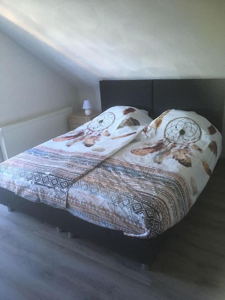 Gretel von Birne (Winterberg/ Niedersfeld) -, Doppelzimmer mit Dusche und WC