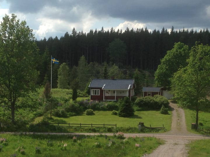 Nybo, Sillebotten, Årjäng - Nice Little House