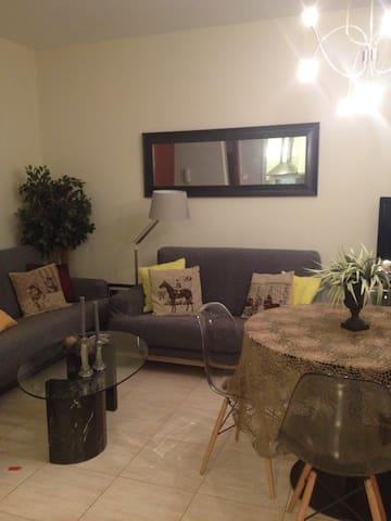 Habitacion encantadora en Gracia - Barcelone - Appartement