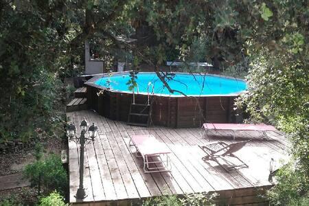 Maison Junas (Gard) 150m² - Junas - Dům