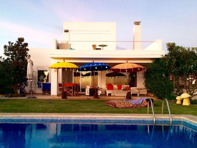 Villananda. Best Views and design. - Torrox - House
