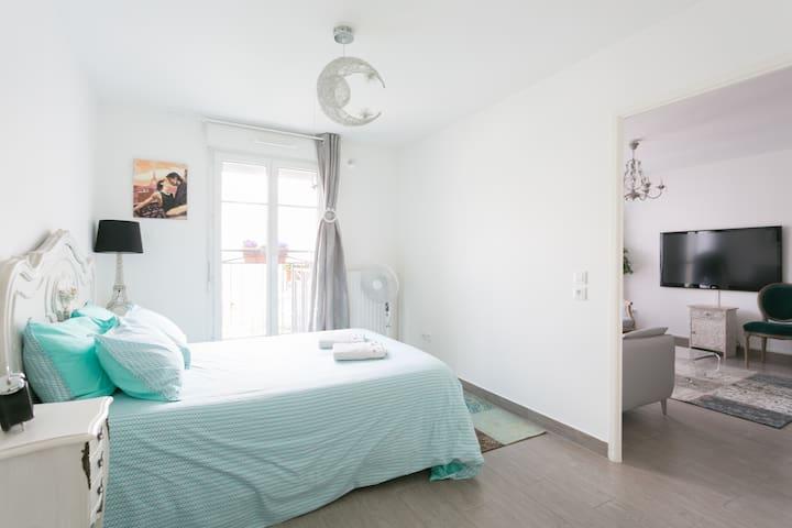 CeciliayDiego - Serris - Apartment