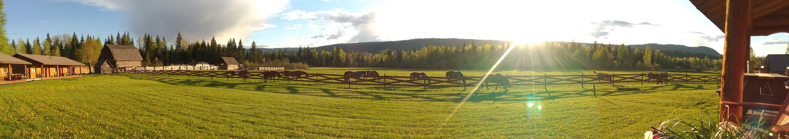 Visit the Wild West of Wells Gray Provincial Park